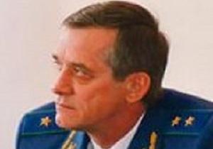 Прокурор Нижегородской области Олег Понасенко уходит в отставку