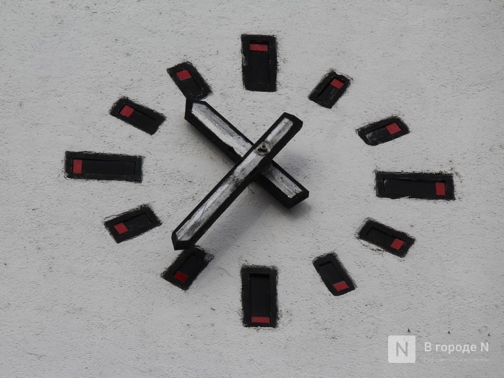 Хранители времени: самые необычные уличные часы Нижнего Новгорода - фото 40