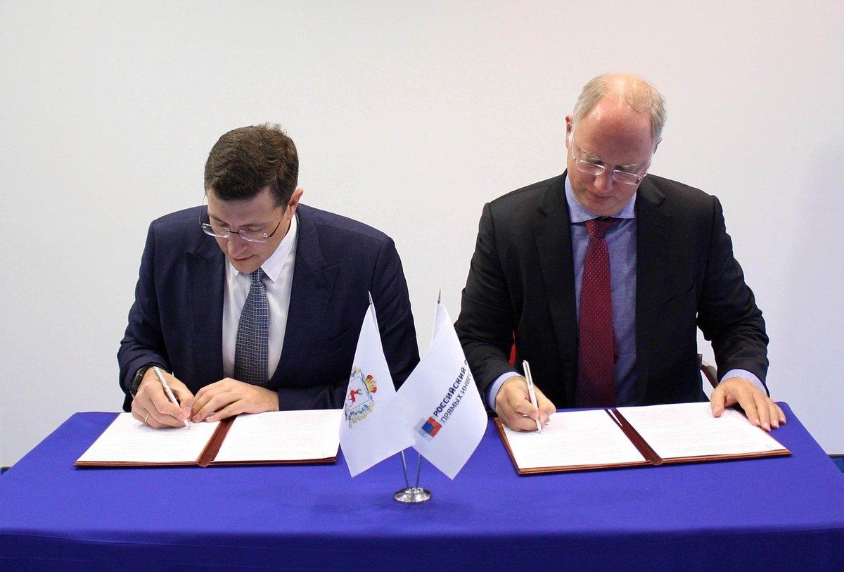 Нижегородской области помогут укрепить связи с иностранными инвесторами - фото 1