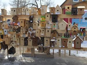 «Лимпопо» приглашает нижегородцев принять участие в конкурсе на лучший скворечник