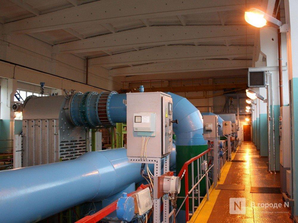 Сброс воды в Волгу на станции «Малиновая гряда» ликвидируют - фото 1
