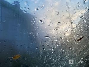 Прохладная и дождливая погода ожидает нижегородцев в выходные