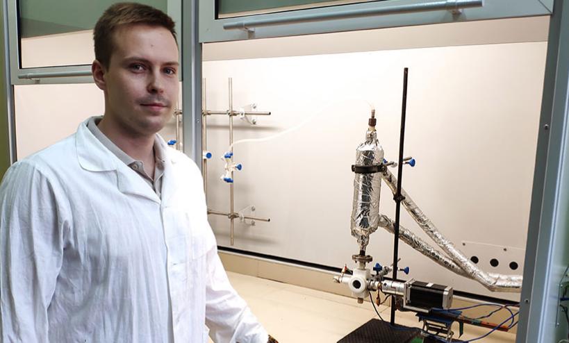 Ученые НГТУ разрабатывают новые технологии глубокой переработки «тяжелой» нефти - фото 1