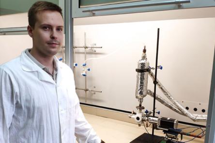 Ученые НГТУ разрабатывают новые технологии глубокой переработки «тяжелой» нефти