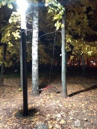 Недоблагоустройство: нижегородцы продолжают жаловаться на мусор в парке Пушкина - фото 3