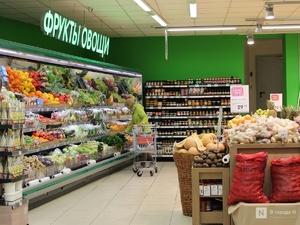 Овощи продолжают дешеветь в нижегородских магазинах