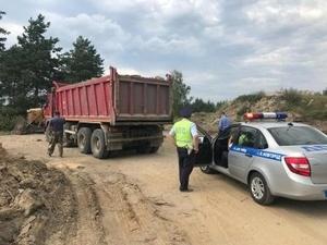 На 100 тысяч рублей оштрафовали нижегородскую компанию за несанкционированную свалку стройматериалов