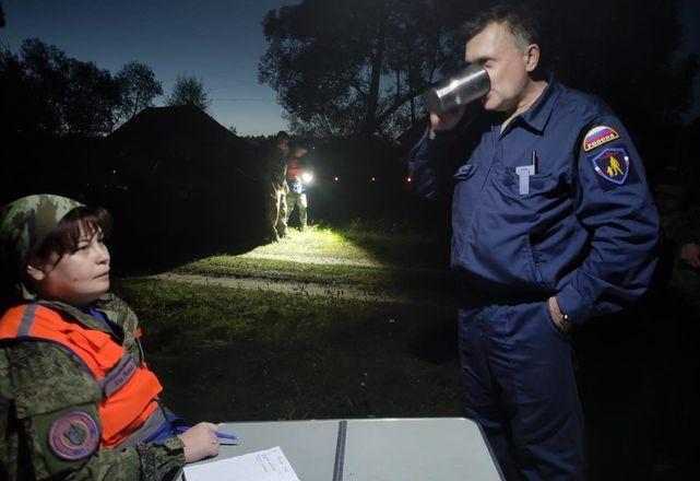 Поисковики нашли следы пропавшей в Вознесенском районе пятилетней Зарины Авгоновой - фото 3