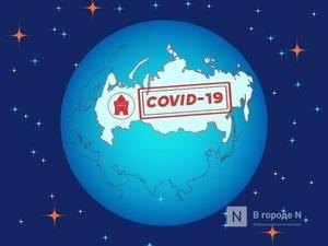 Минздрав прокомментировал выход Нижегородской области на плато по COVID-19