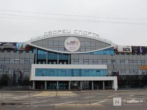 Часть проспекта Гагарина у Дворца спорта перекроют из-за хоккейных матчей