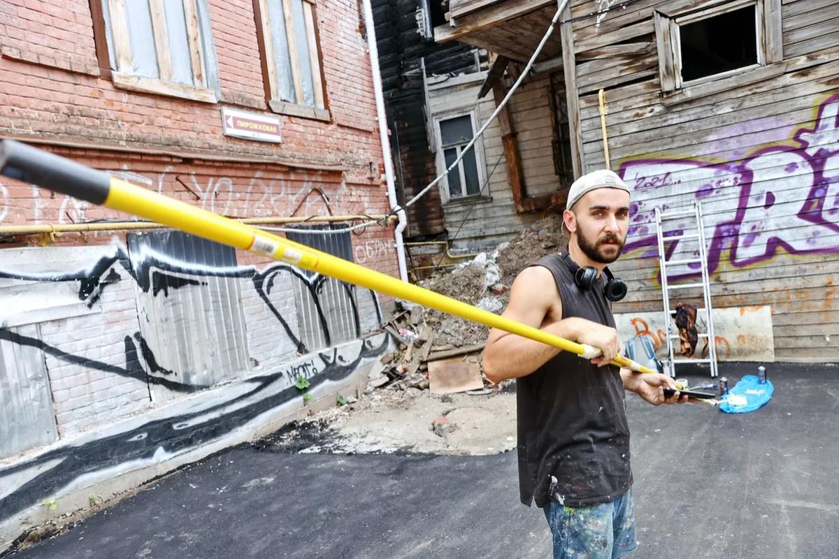 Граффити-маршрут по местам съемок фильмов появится в Нижнем Новгороде - фото 1
