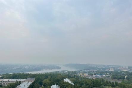 Смог накрыл Нижний Новгород в день 800-летия