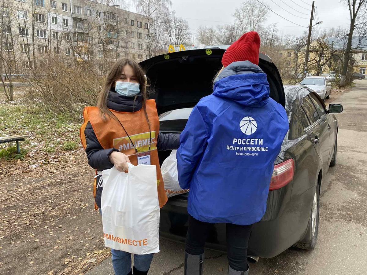 Никитин поручил разработать программу поддержки нижегородских волонтеров - фото 1