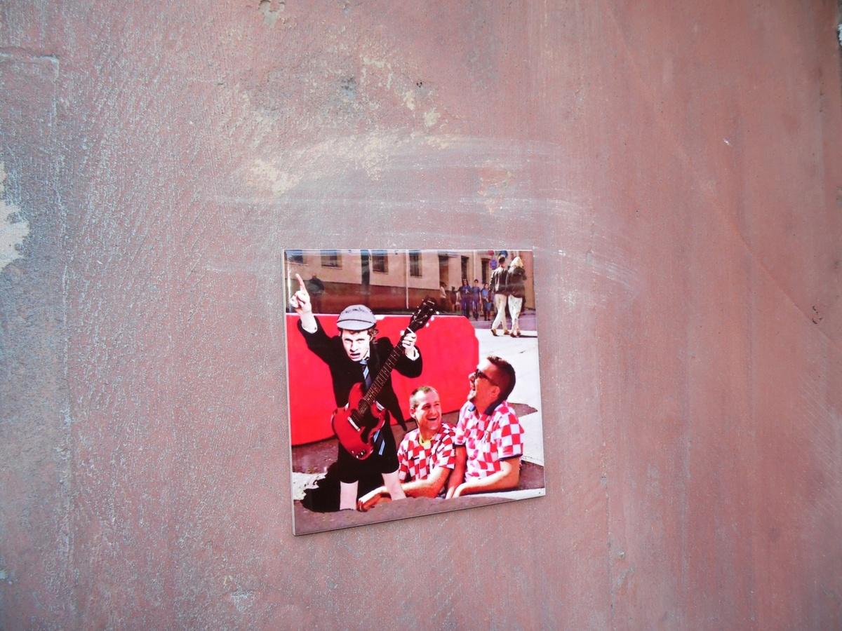 Уличная галерея от Бэнкси Нижегородского появилась на Варварке - фото 1