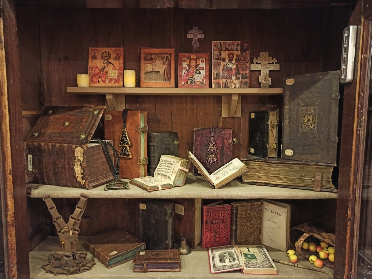 Выставка о нижегородских старообрядцах открылась в Музее книги