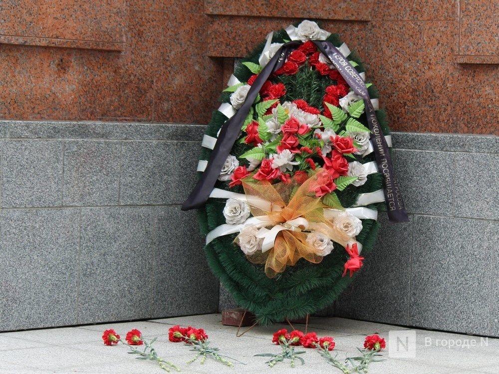 Памятник воину в центре Володарска отремонтировали после вмешательства прокуратуры - фото 1