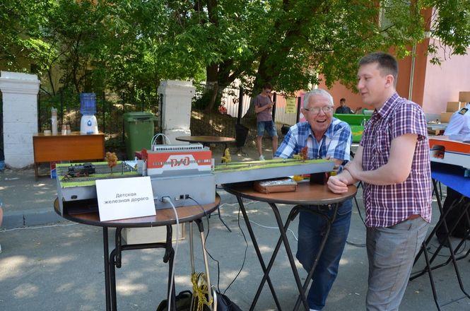 По стопам Кулибина: фестиваль изобретателей Rukami впервые прошел в Нижнем Новгороде - фото 35