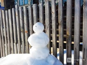 Мокрый снег и дождь и надвигаются на Нижегородскую область