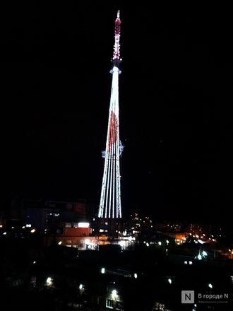 «Свет сердца» зажгли кремль, стадион «Нижний Новгород» и телебашня - фото 5