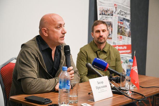 Захар Прилепин готовится защищать интересы Нижегородской области в Москве - фото 1