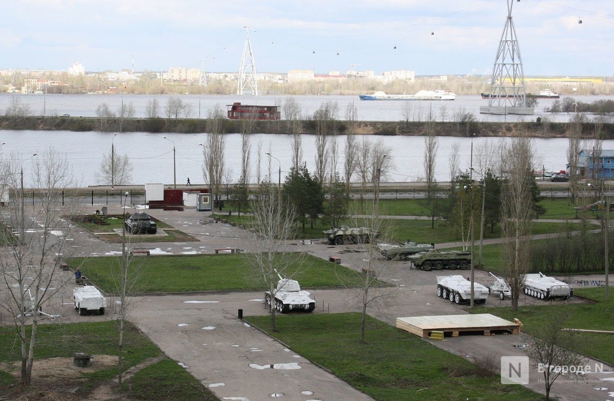 Ремонт музея техники в парке Победы завершится до 9 мая 2020 года - фото 1