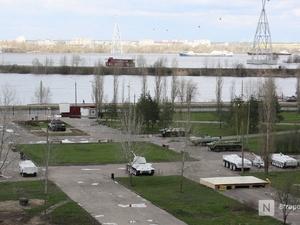 Ремонт музея техники в парке Победы завершится до 9 мая 2020 года