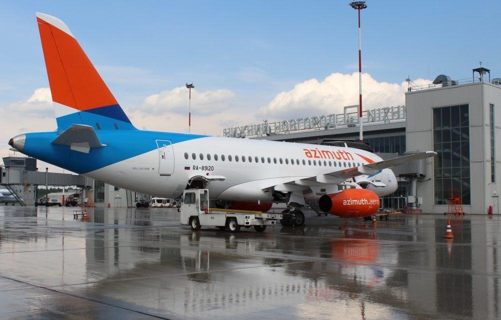 Нижегородцы смогут улететь в Саратов из аэропорта Стригино прямыми рейсами - фото 1