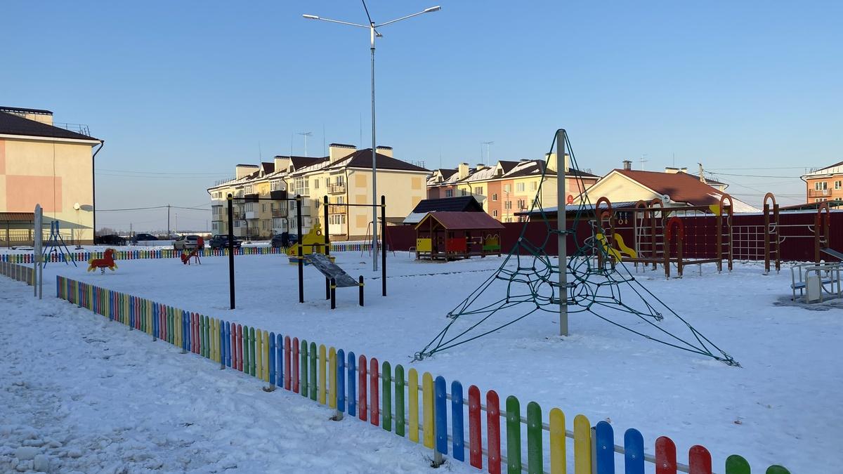 Спортивные площадки и новая школа появятся в микрорайоне «Галанино» в Городце - фото 1