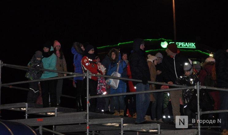 Ирина Слуцкая с ледовым шоу открыла площадку «Спорт Порт» в Нижнем: показываем, как это было - фото 21