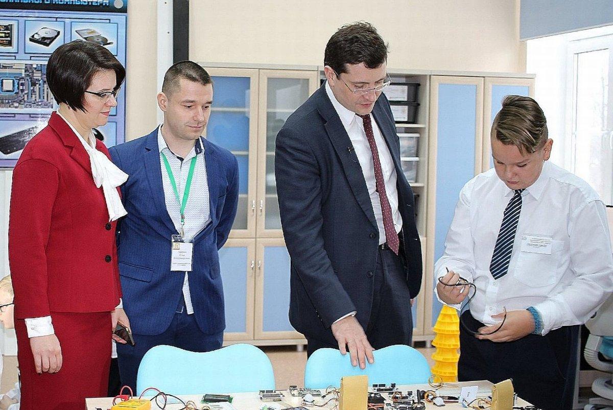 Экс-директор павловской школы станет заместителем мэра Нижнего Новгорода - фото 2