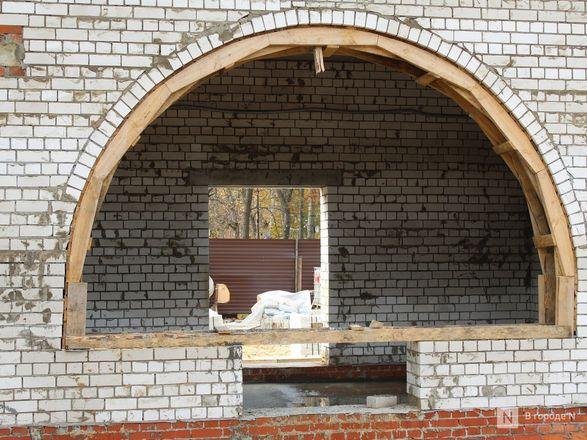 Сказочный замок украсит вход в парк имени 1 Мая - фото 8
