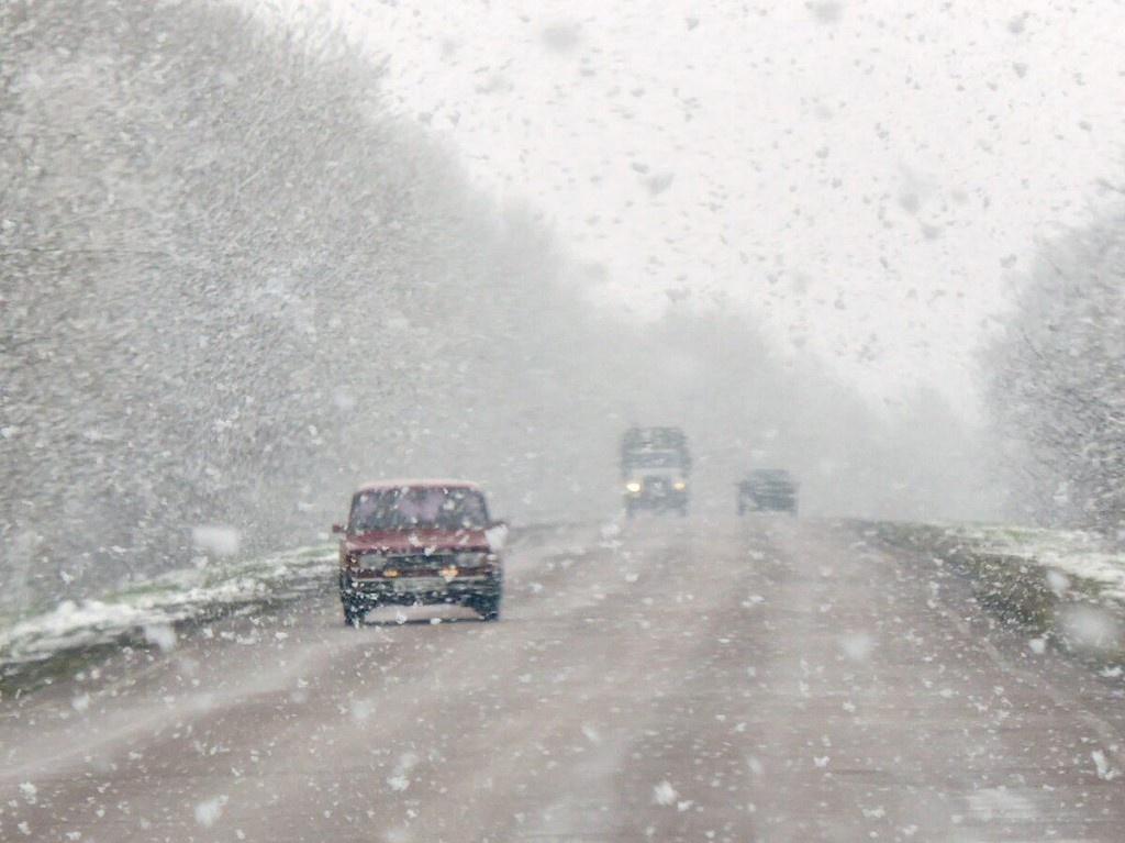 Метель и снежные заносы на дорогах ожидаются в Нижегородской области 14 января - фото 1