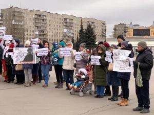 Дольщики ЖК «На Гончарова» поддержат пикет их собратьев по несчастью из ЖК «Квартал Европейский»