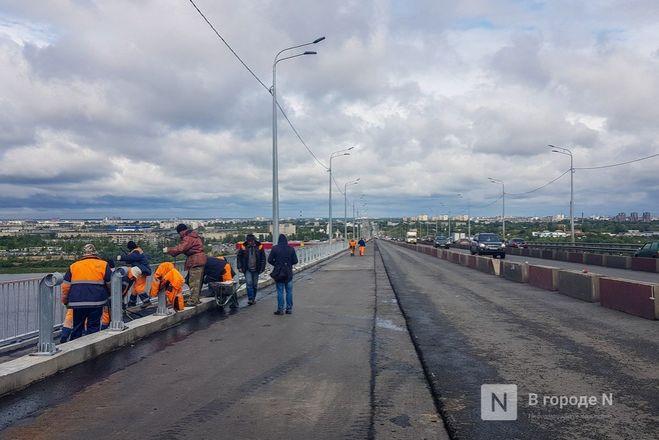 Всего 3% отделяют Мызинский мост от завершения ремонтных работ - фото 2