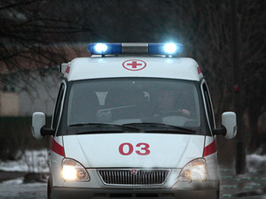 Четыре женщины пострадали при столкновении автобуса и фуры в Лысковском районе