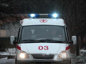Мужчина получил перелом позвоночника во дворе на Московском шоссе