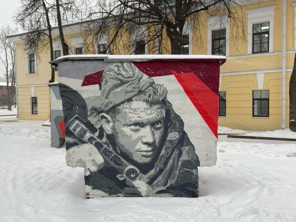 Новый арт-объект о Победе появился в Нижегородском кремле - фото 2