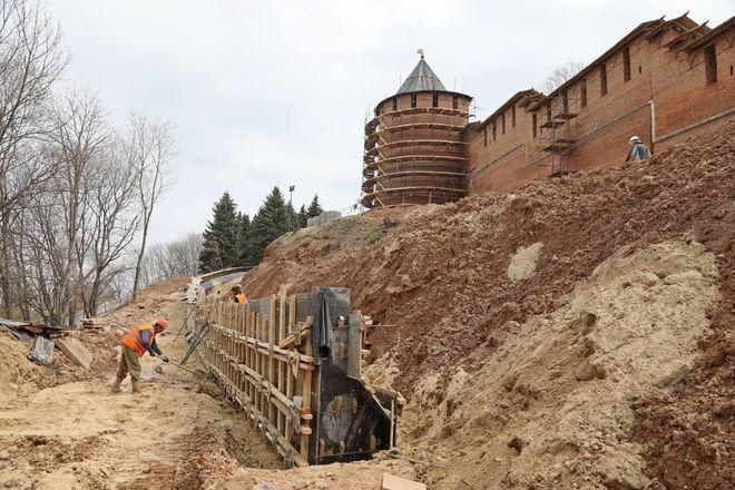 Реставрация Нижегородского кремля завершится к августу 2021 года - фото 4
