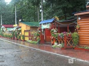 Летние веранды кафе смогут начать работать в парках с 25 июля