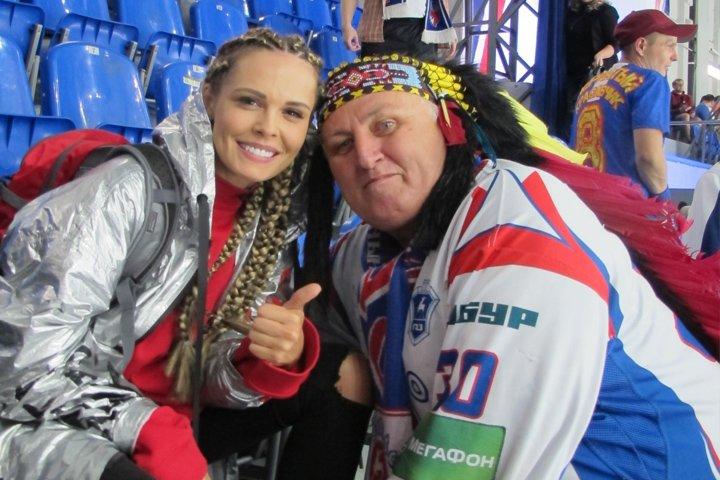 Нижегородец снялся в «Орле и Решке» с Марией Горбань во время матча ХК «Торпедо» - фото 1