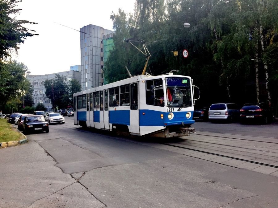 Трамваи временно перестанут ходить по улице Сусловой  - фото 1