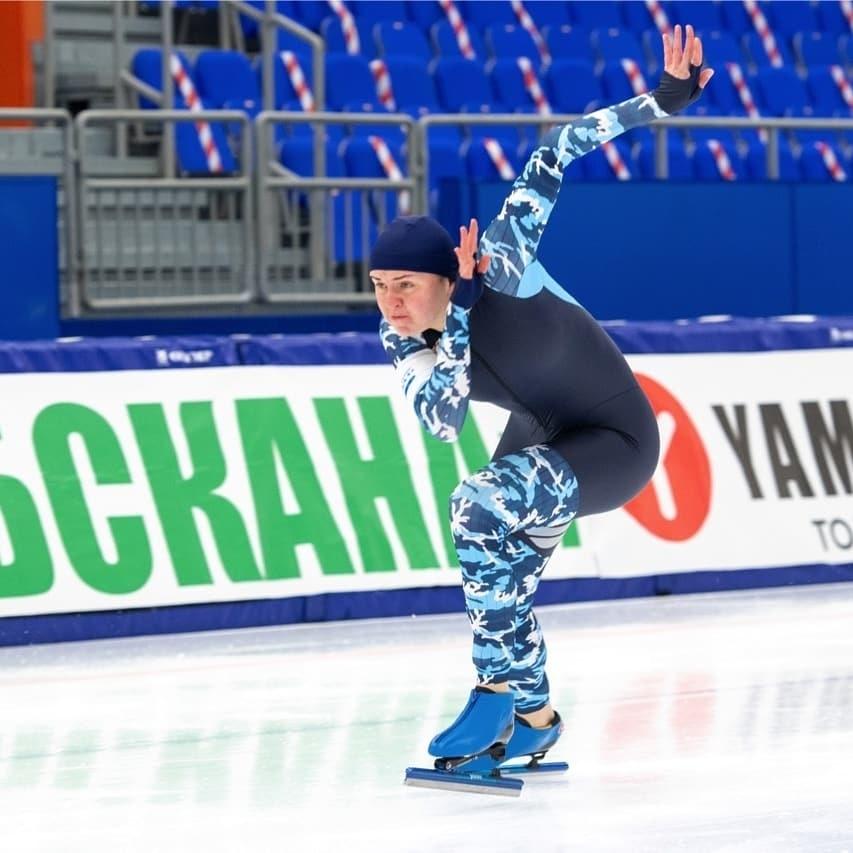 Нижегородка в 13-й раз стала чемпионкой России по конькобежному спорту - фото 1