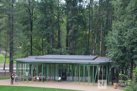 Парк «Швейцария» в Нижнем Новгороде полностью откроется через два месяца