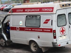 При столкновении погрузчика с иномаркой в Автозаводском районе пострадал пятилетний ребенок