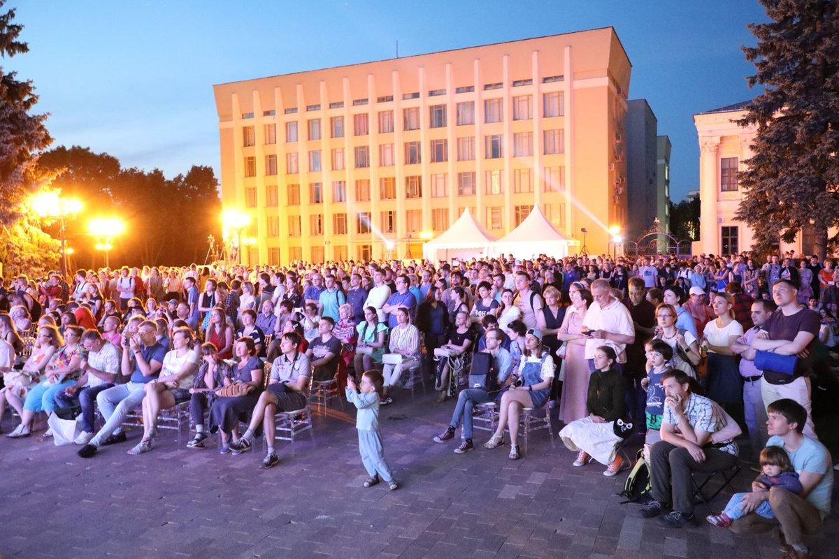 Музыкальный фестиваль «Opus 52» собрал в Нижегородском кремле 20 тысяч человек - фото 1