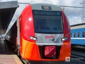Еще одна пара «Ласточек» вернется на маршрут Нижний Новгород — Москва с 17 августа