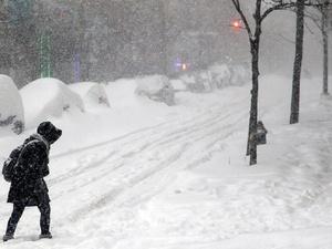 Ледяной дождь и сильный гололед ожидаются в Нижегородской области