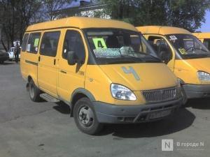 Неисправная маршрутка возила пассажиров в Кстове
