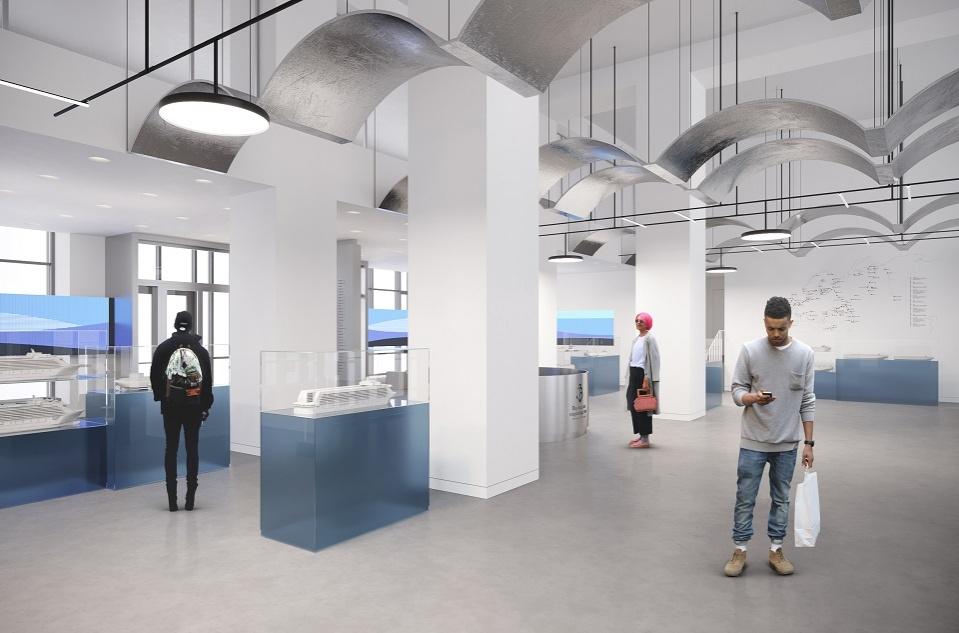 Выставка про водный транспорт откроется в здании Речного вокзала Нижнего Новгорода - фото 1