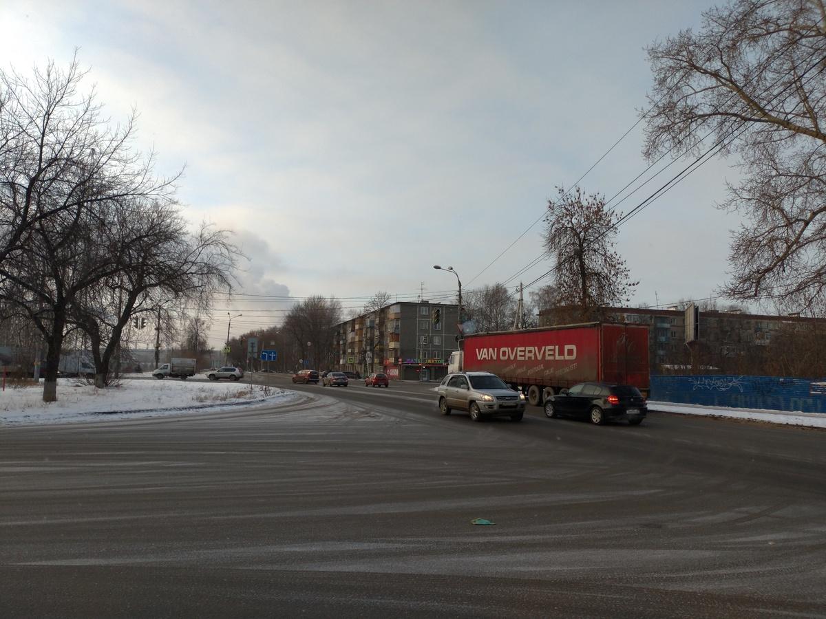 Одностороннее движение начнет действовать на улице Героя Попова с 18 января - фото 1